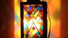 «Жд фонарь 50-х годов»