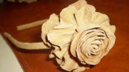 «Обруч для волос Квітка»
