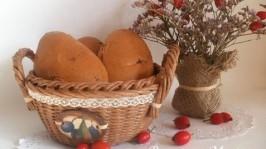 Корзинка для хлеба и печенья