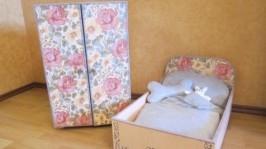 Набор мебели Гламур