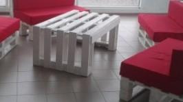Меблі з піддонів