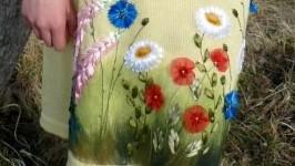 Костюм Полевые цветы