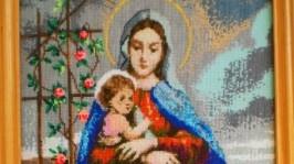 Картина Дева с младенцем