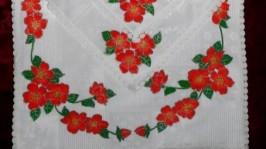 Комплект Яскраві квіти