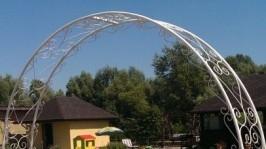 Садова арка.