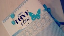 Альбом для фото Our LOVE story