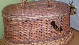 Хлебница Шоколад с карамелью