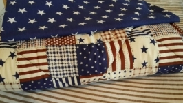 Комплект в кроватку Patchwork Stars