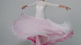 Платье для бальных танцев Tender Rose, стандарт