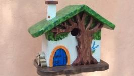Зайца дом