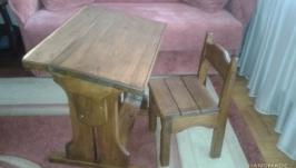 Дитяча парта та кріселко