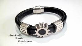 Regaliz кожаный браслет, (vp7778).
