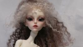 Парик для шарнирной куклы 14 Миледи