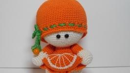 Пупсик Апельсинка