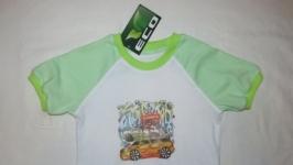 Яркая футболка для мальчика 1-3 года