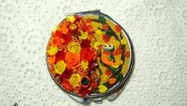 Зеркало Осенние краски