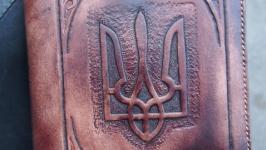 Кожаный ежедневник Украина