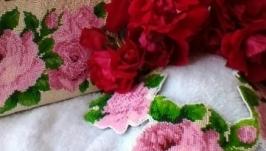 Сумка і Кольє Троянди
