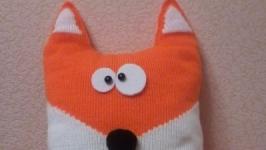 Подушка-игрушка Лисенок