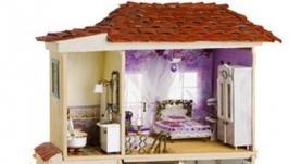 Дом в миниатюре 1:12