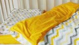 Комплект белья в кроватку Orange Candy
