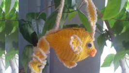 Детская сумочка Золотая рыбка
