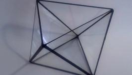 Флорариум, форма