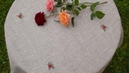 Скатертина Літня троянда