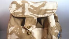 Рюкзак в стиле милитари (военный рюкзак)