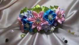 Віночок з квітами