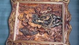 Картина′ Царская охота′