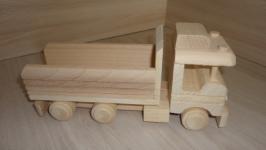 Машина из дерева Грузовик
