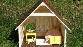 Солнечный домик