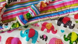 Одеяло-конверт Indian Elefant Girl