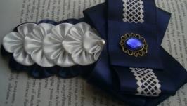 Нарядный галстук
