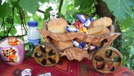 Хлебница ′Карета′