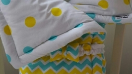 Одеяло-конверт YellowBlue