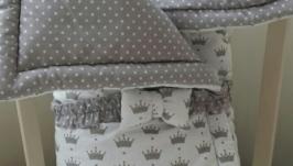 Одеяло-конверт Royal Grey