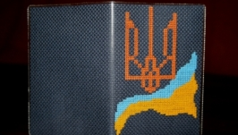 Обложка на паспорт ′Тризуб′