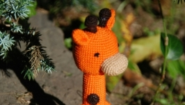 Еко іграшка жирафеня ′Софі′
