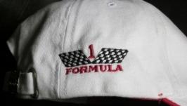 Подарок для автомобилиста, Бейсболка ′Формула 1′