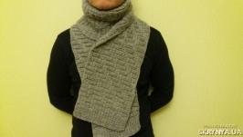 Мужской шарф ′Протектор′