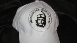 Бейсболка ′Свободные люди свободной воды ′ Che
