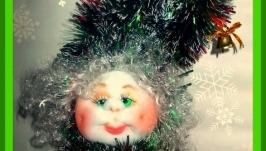 кукла ёлка топотушка