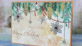 Открытка ′Зимний праздник′