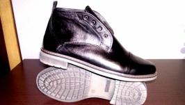 Обувь из кожи под заказ