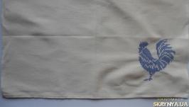 Полотенце с петушком