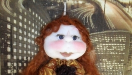 Интерьерная кукла ′Матильда′