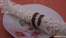 Кольцо для салфетки ′завиток′