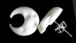 Серьги-гвоздики ′Найтайм′
